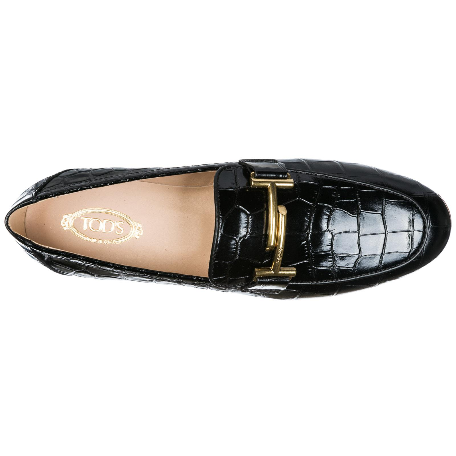 36b0dc2b6c7 ... Leather Loafers Moccasins - Lyst. View fullscreen