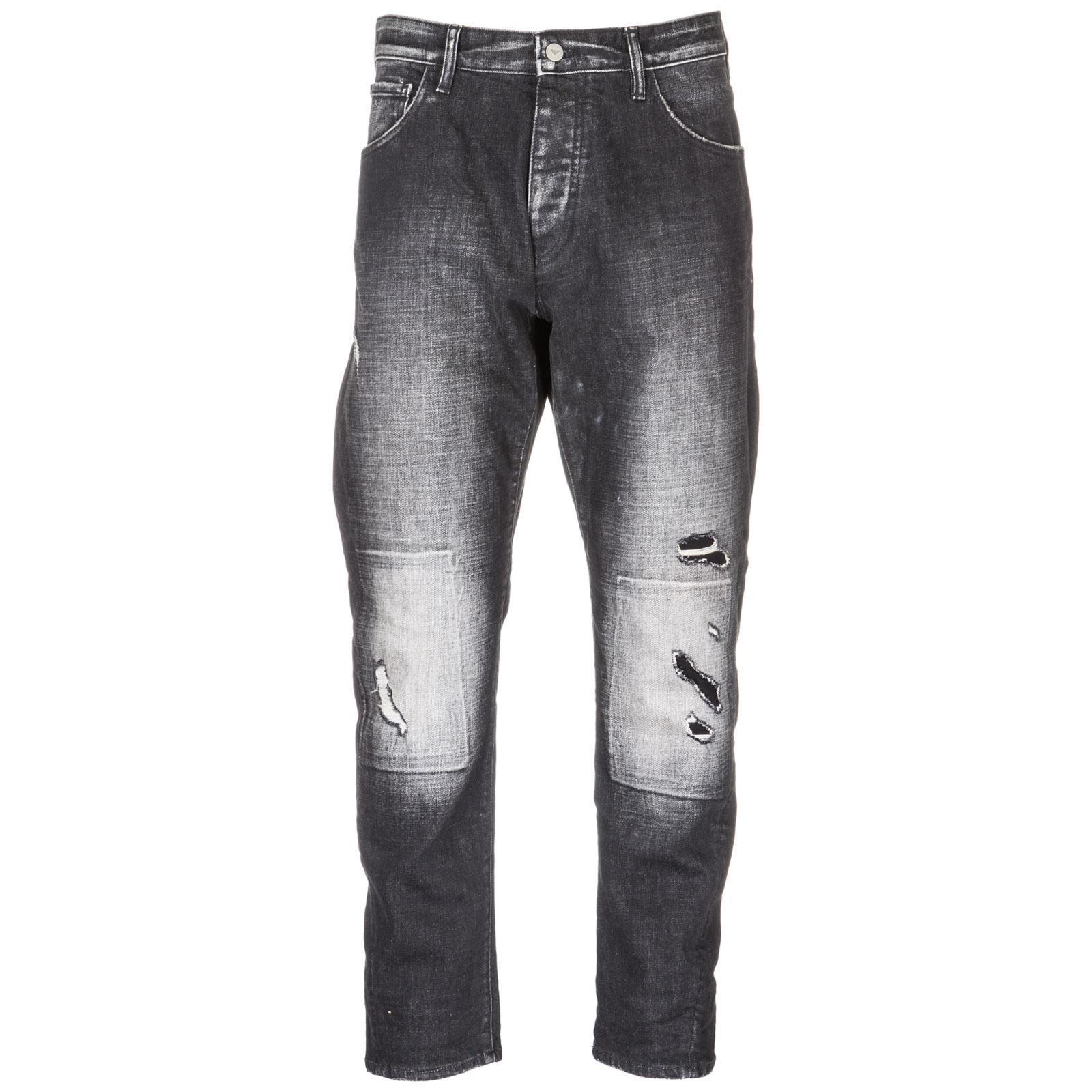 4e358ad20e Lyst - Emporio Armani Jeans Denim Loose Fit for Men
