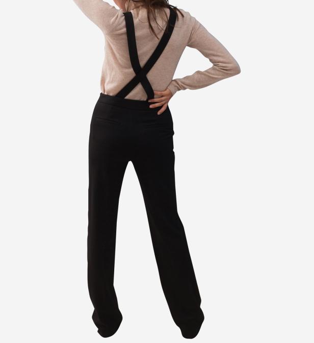 44e259ab9f97 CAROLL - Black Combinaison pantalon Sven - Lyst. Afficher en plein écran