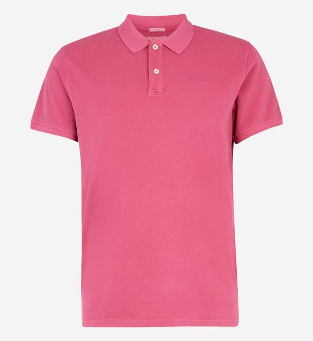 Pour Fit Polo Rose Homme En Lyst Pepe Vincent Jeans Slim Coloris npTWxwqA1
