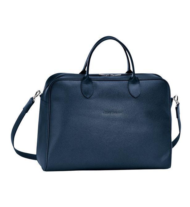 3c90c126d6 Lyst - Porte-documents Le Foulonné Longchamp pour homme en coloris Bleu