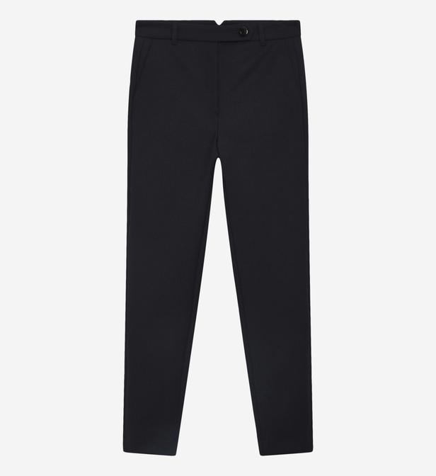 849b1b7adcda Lyst - Pantalon de tailleur Moris CAROLL en coloris Bleu