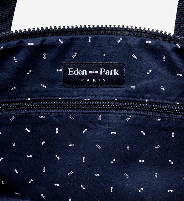 Pour Homme En Nylon Sport De Park Sac Eden Bleu Coloris Lyst Z0gwxq8tW