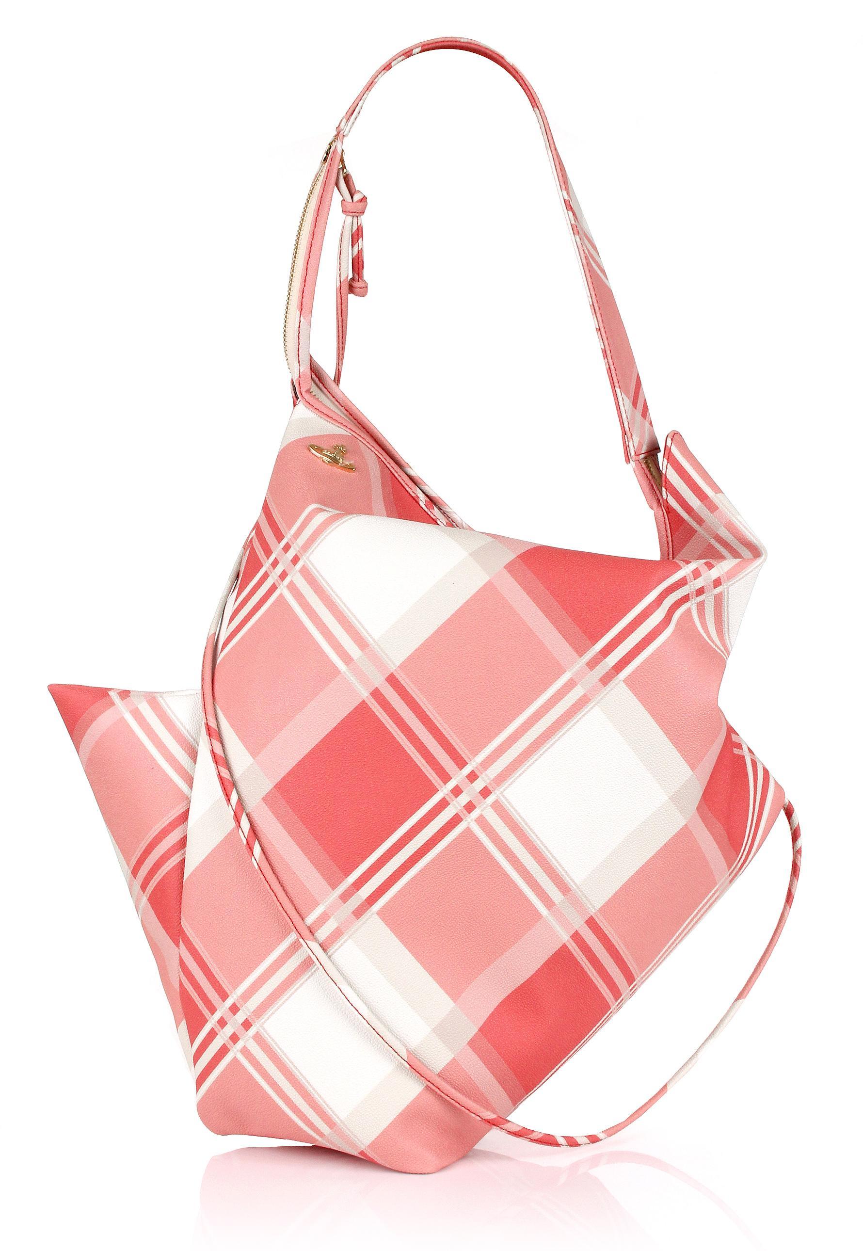 0a2c5e8359 Vivienne Westwood Derby 7112 Vivienne's Bag Mac Beata in Pink - Lyst