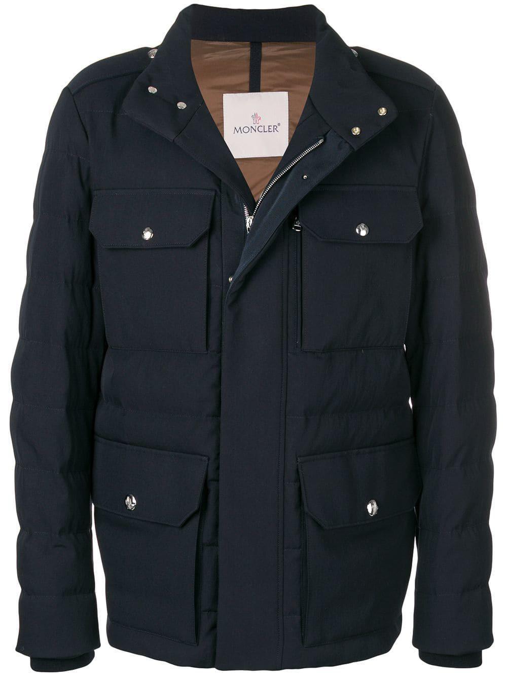 20e2842b842f Moncler Padded Jacket for Men - Lyst