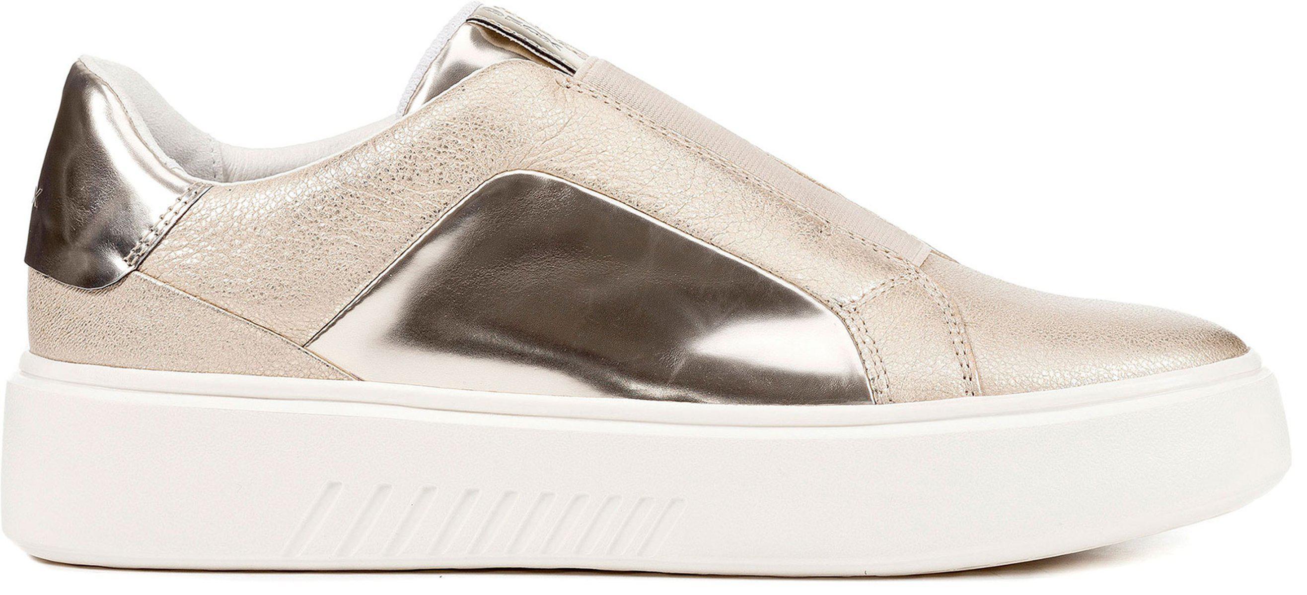 Nhenbus sneakers - Grey Geox Limited 1SXIbOmzA