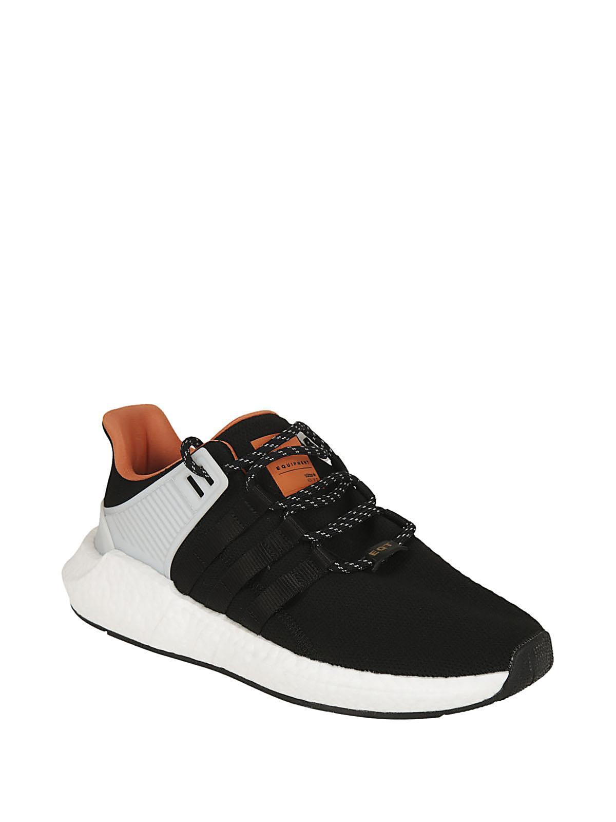 new product 9d2f7 d9920 adidas Originals ADIDAS ORIGINALS Sneaker eqt support 93 1 nera in Black  for Men - Lyst
