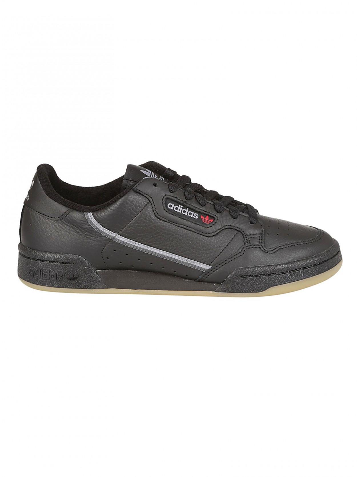 best cheap 8901c c7cf0 adidas Originals. Men s Black ADIDAS ORIGINALS trainer nera continental 80