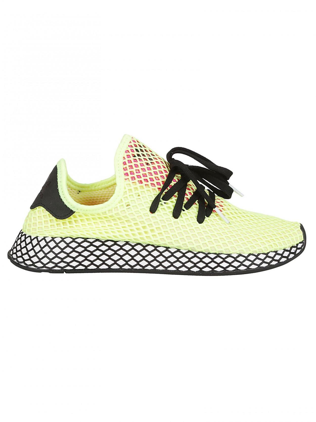 7ba8b040b adidas Originals. Men s ADIDAS ORIGINALS sneaker gialla deerupt runner