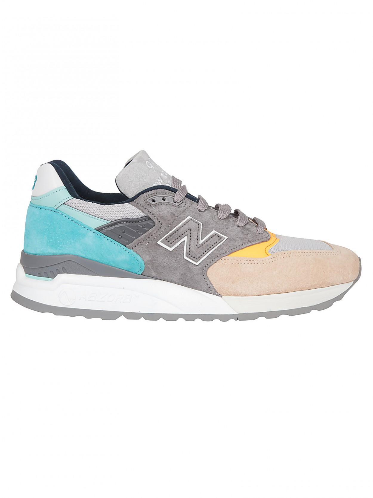 1d580e99870 Lyst - New Balance NEW BALANCE sneaker lifestyle azzurro e rosa for Men