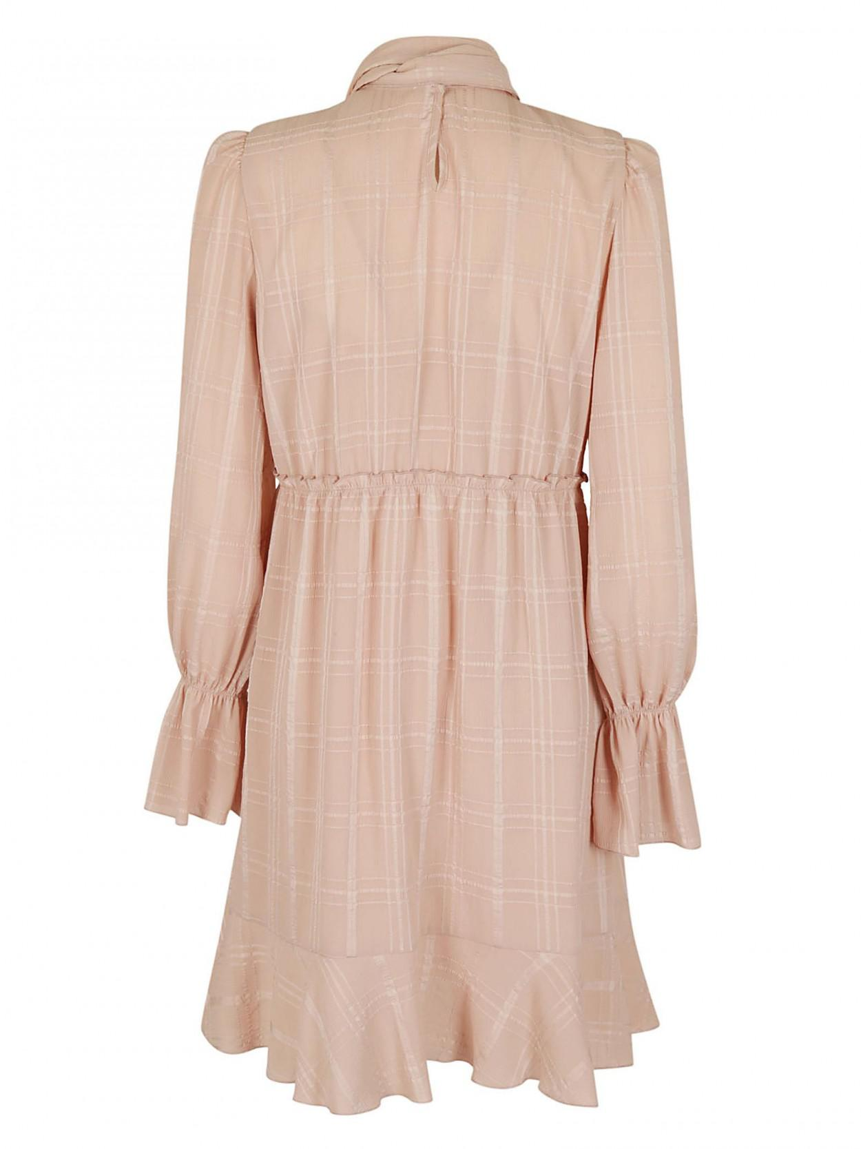 340e22d149ba Lyst - See By Chloé SEE BY CHLOE  Abito corto rosa in Pink