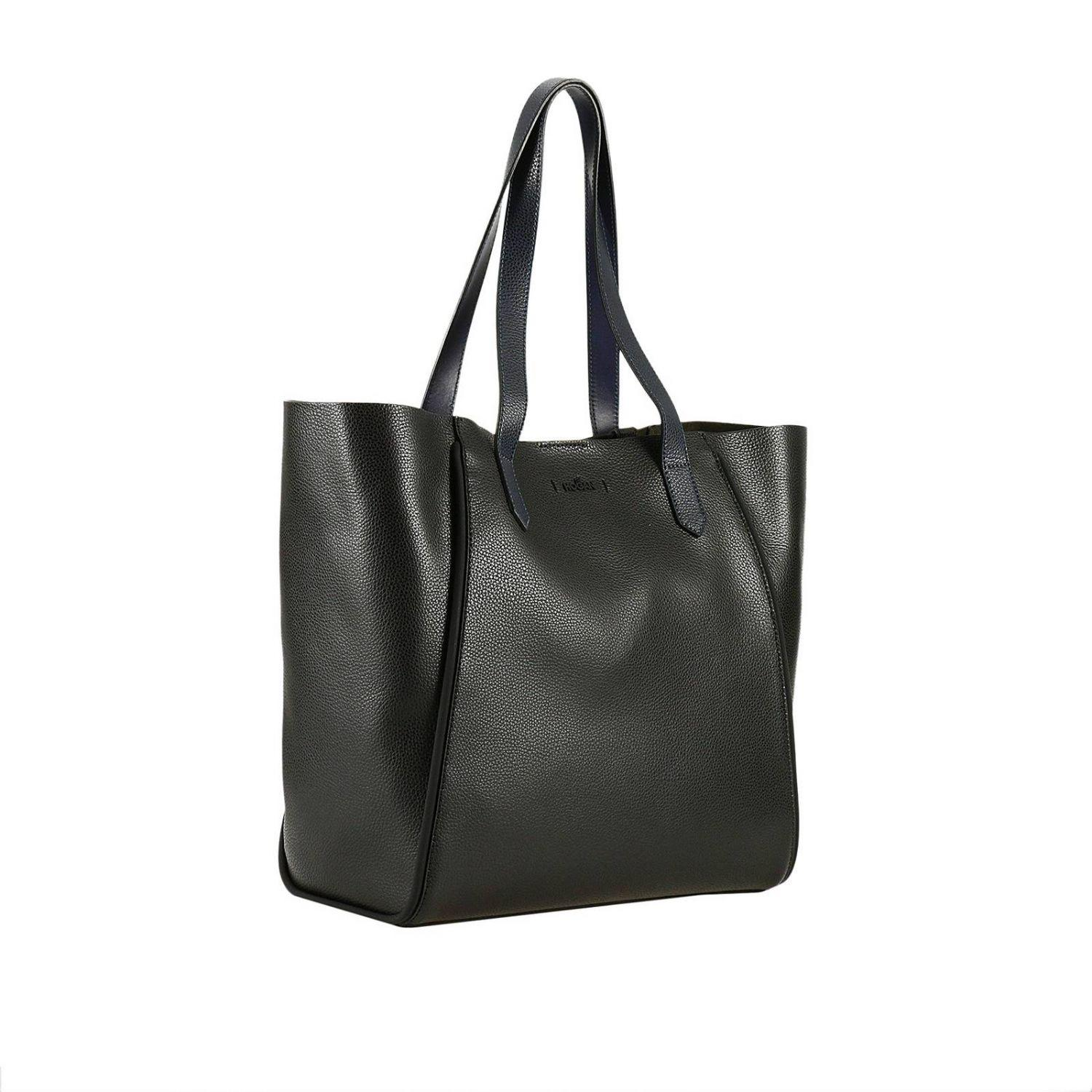 Hogan Shoulder Bag Women in Black - Lyst 757279eb8988c
