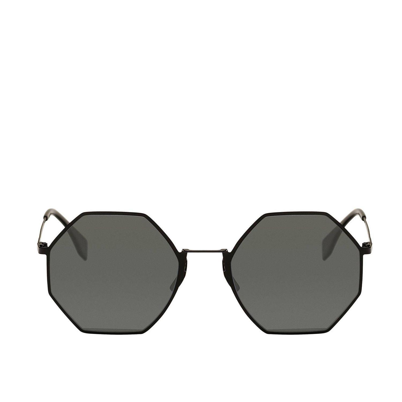 e83da91baa Lyst - Fendi Glasses Eyewear Men in Gray for Men