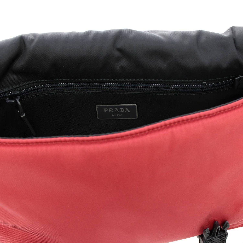 e2d4d548a17e ... discount code for ebay prada red crossbody bags shoulder bag women lyst.  view fullscreen f0035