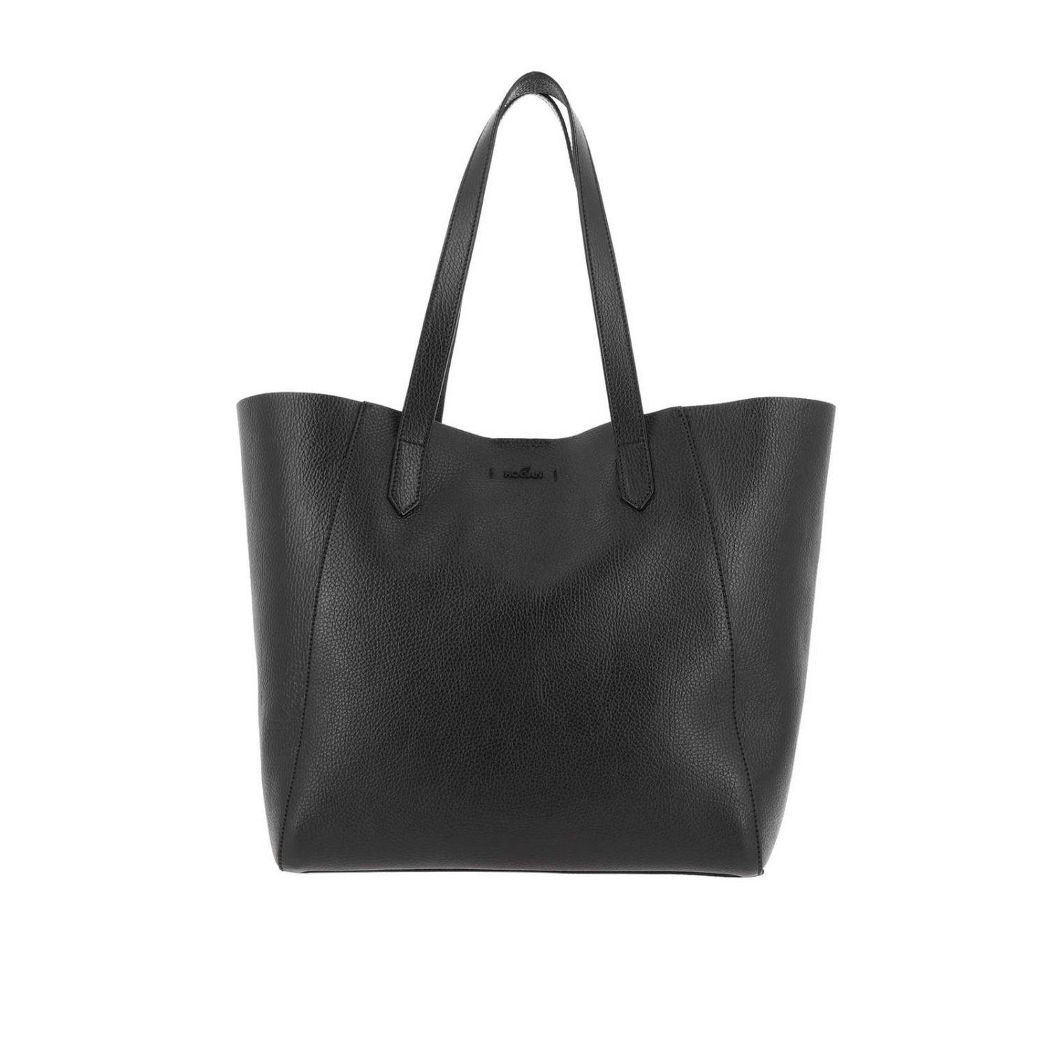 Hogan Tote Bags Women in Black - Lyst 0e58014322fdc