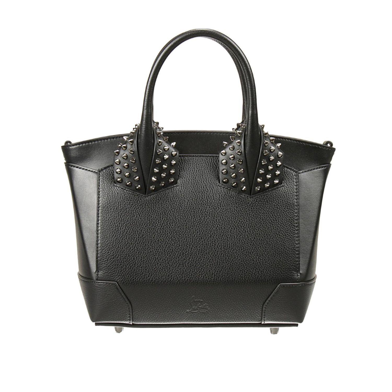 Lyst Christian Louboutin Women S Handbag In Black