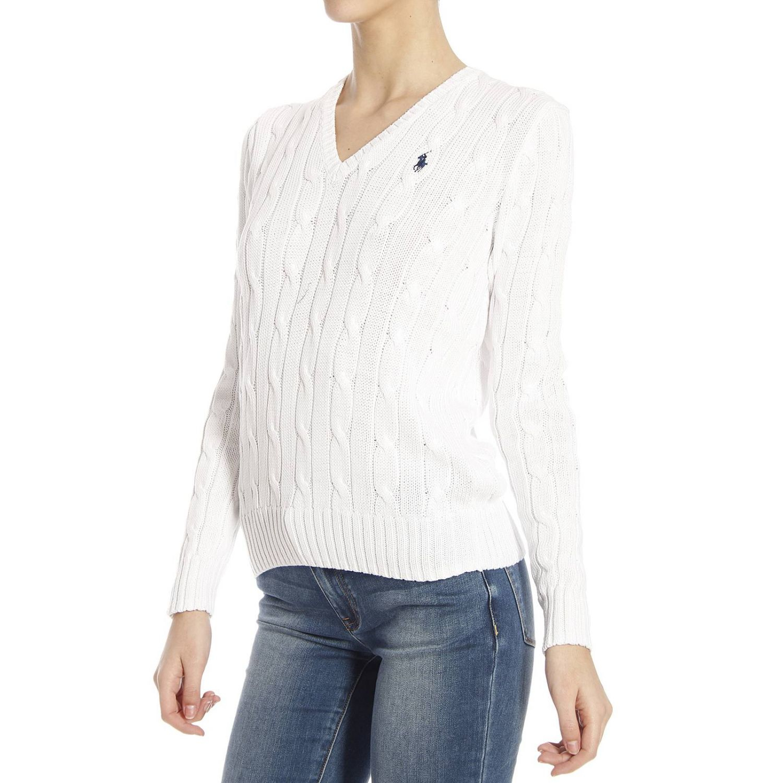 Polo ralph lauren Ralph Lauren Women's Sweater in White