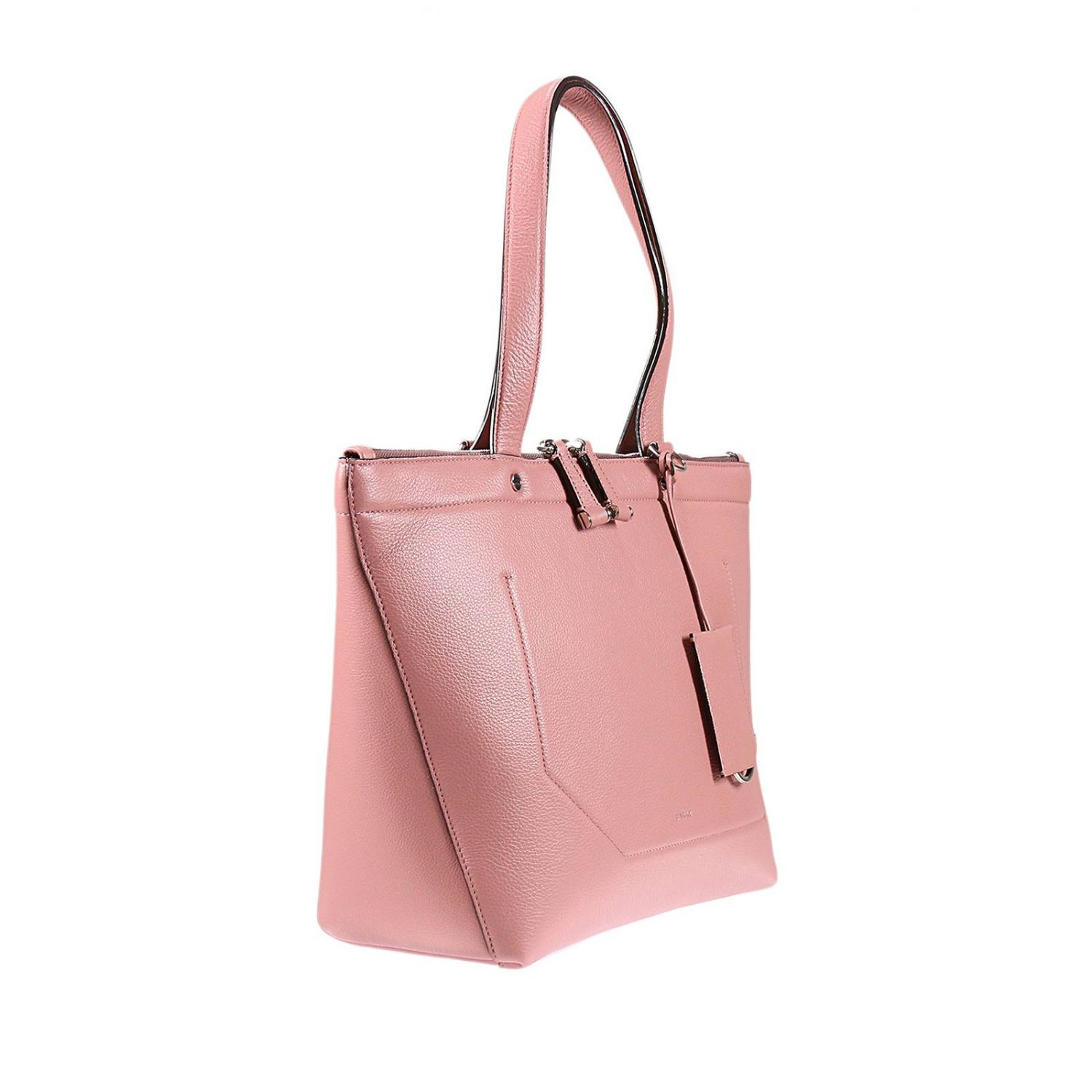 Amazing Bally  Bloom Hobo Small Women S Small Leather Shoulder Bag In True