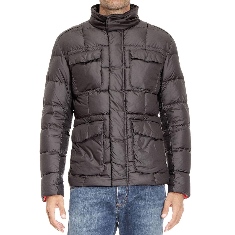 colmar jackets man in black for men lyst. Black Bedroom Furniture Sets. Home Design Ideas