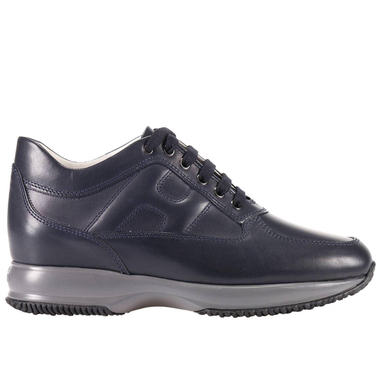 hogan sneakers shoes men in blue for men lyst. Black Bedroom Furniture Sets. Home Design Ideas