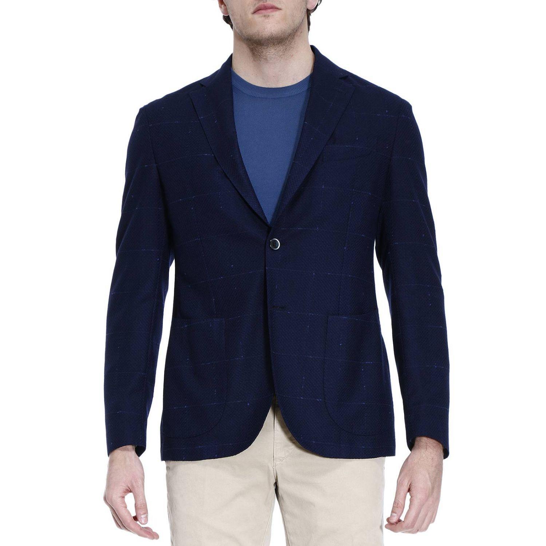 Lyst Jeckerson Blazer Men In Blue For Men