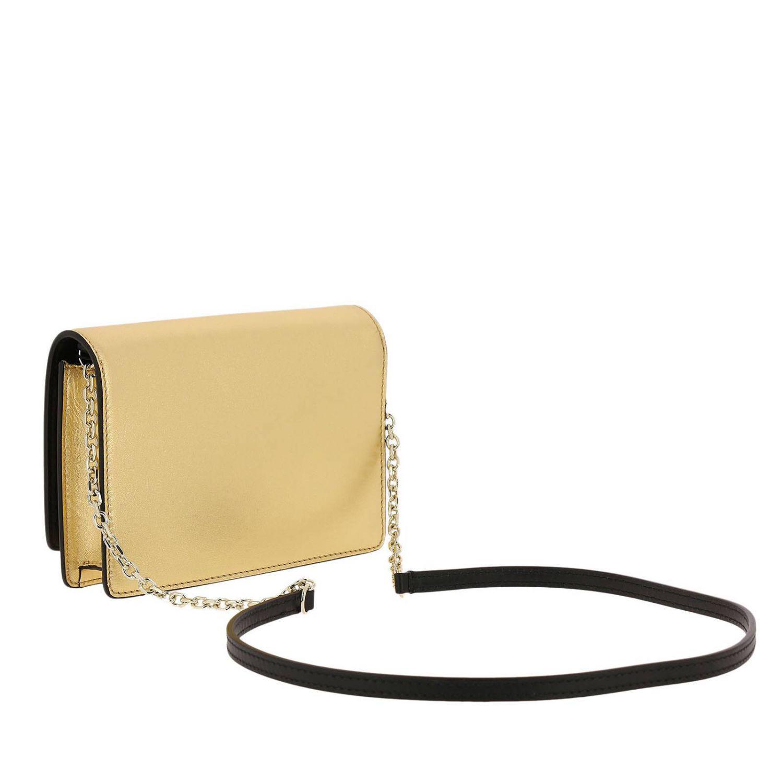 43af0f2059 Emporio Armani - Metallic Mini Bag Shoulder Bag Women - Lyst. View  fullscreen