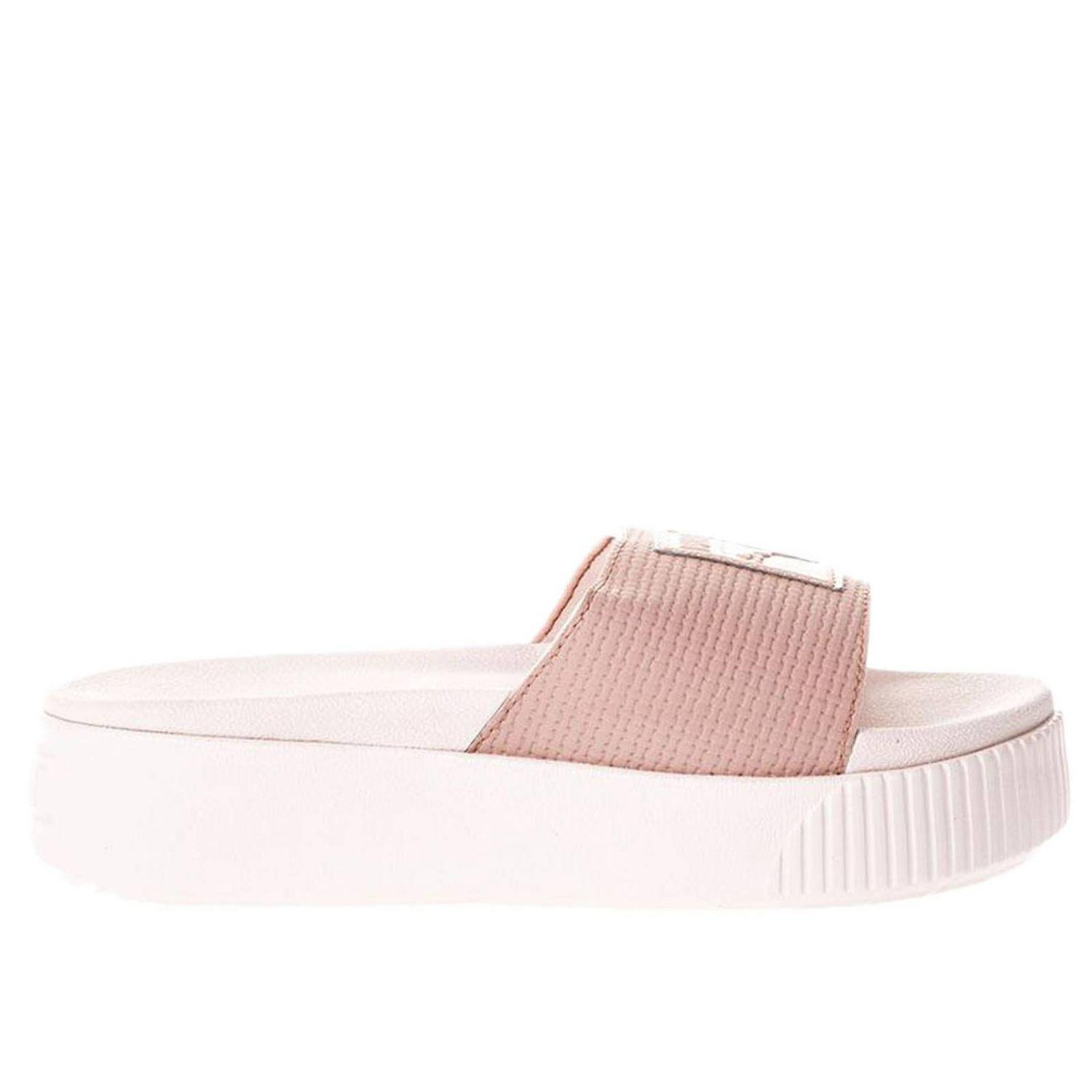 509713abf9a Lyst - Puma Select Sandals Shoes Men in Pink