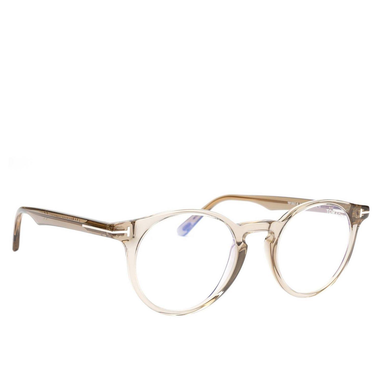 f8e730bdcda Lyst - Tom Ford Glasses Men in Green for Men