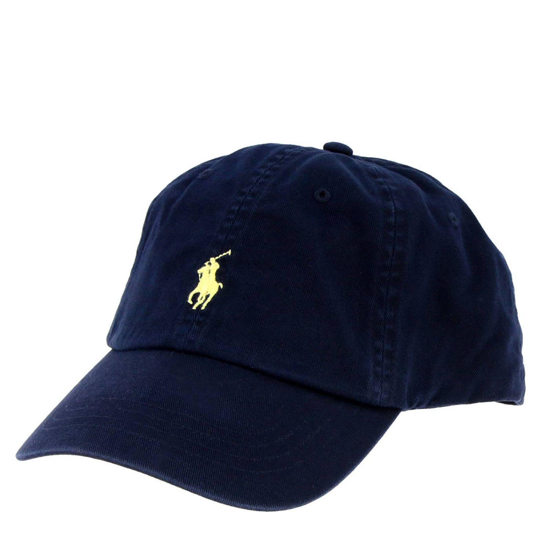 17c6e5b7 Lyst - Polo Ralph Lauren Hat Men in Blue for Men