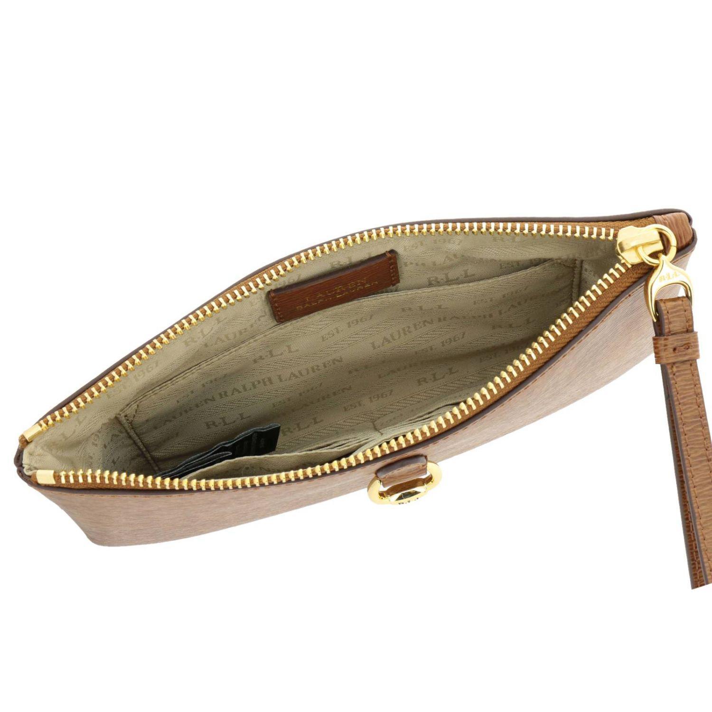 b00b38af99e5 Lauren By Ralph Lauren Mini Bag Women in Brown - Lyst