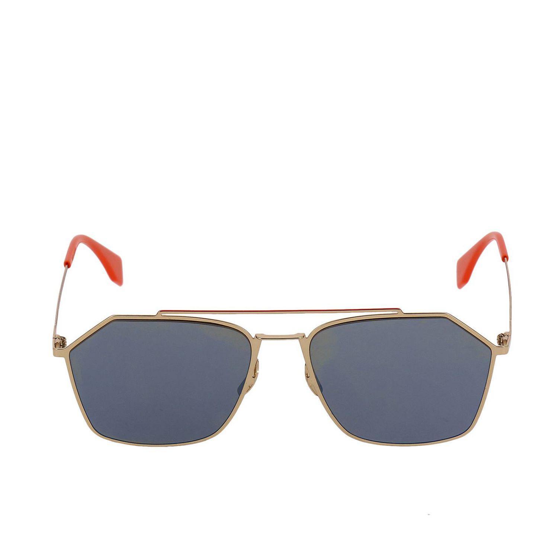 777ff8a982b1 Fendi - Blue Glasses Eyewear Men for Men - Lyst. View fullscreen