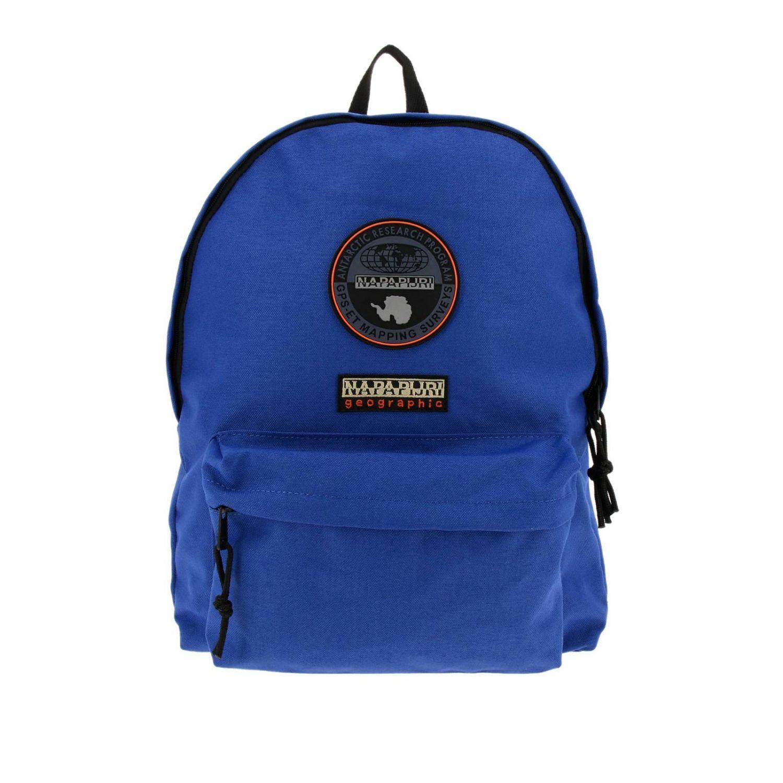 Napapijri - Blue Bags Men for Men - Lyst. View fullscreen