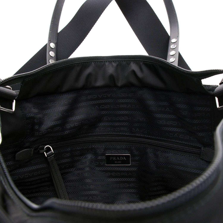 efa2694953 Prada - Black Shoulder Bag Women - Lyst. View fullscreen