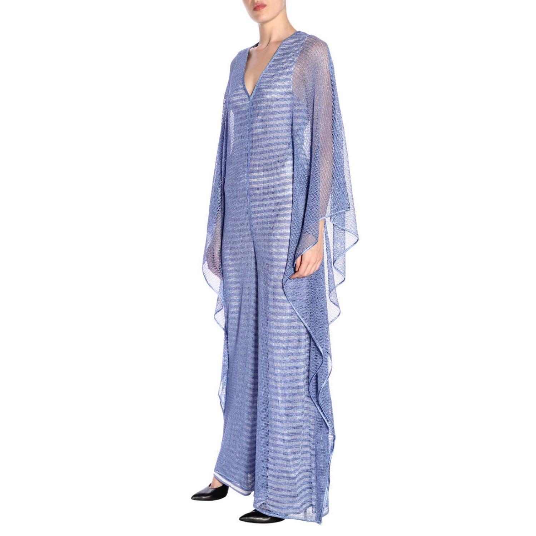 403f7f9ad9b Lyst - Missoni Jumpsuits Women in Blue - Save 22%