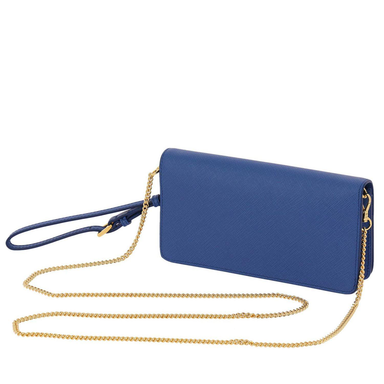 3df2614da31b Lyst - Prada Mini Bag Women in Blue