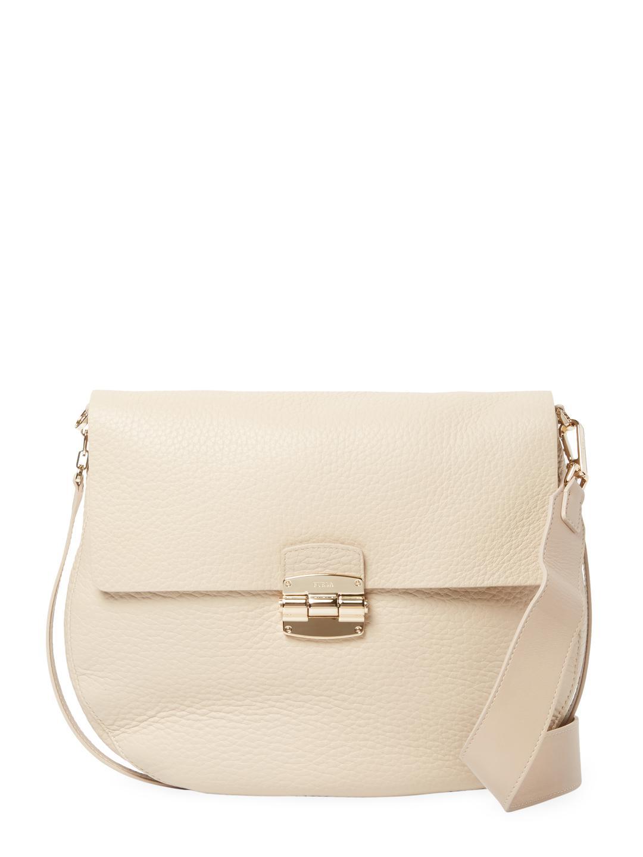 Furla White leather Club bag dPQxnPy