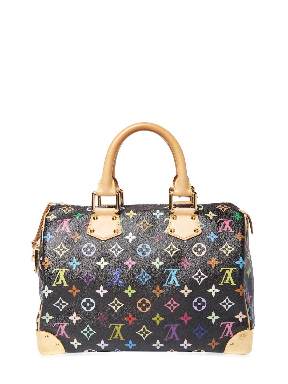 da6f5784410c Louis Vuitton Vintage X Takashi Murakami Monogram Multicolore Speedy ...