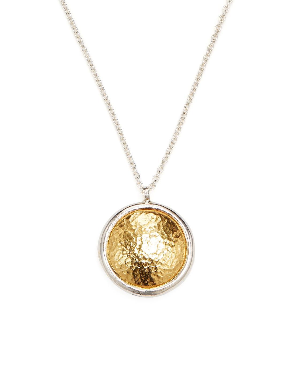 Gurhan Amulet Round Pendant Necklace cfYSp