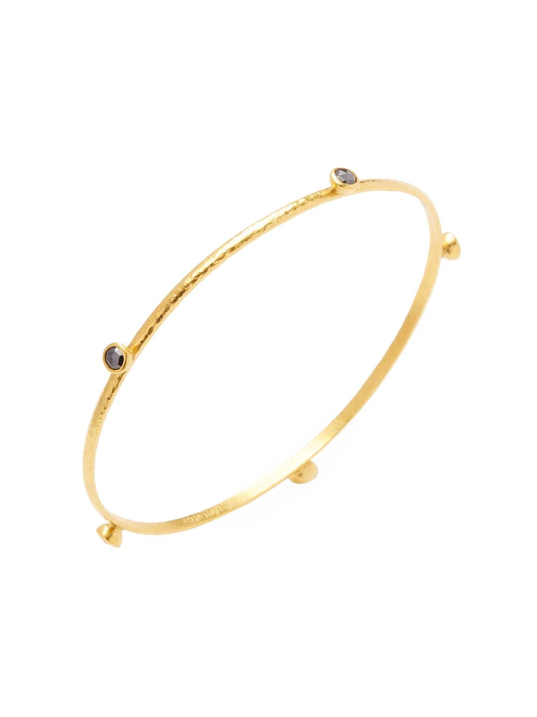 couture glasswear gold bracelet art product info catalog