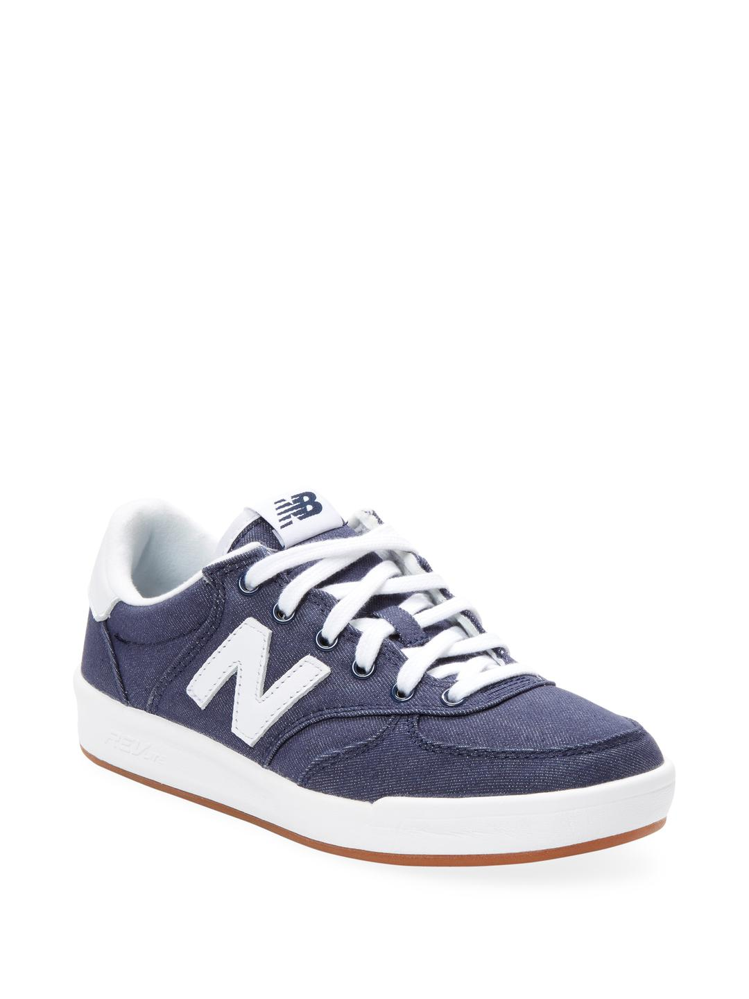 cecaabadd7a0 Lyst - New Balance Patch Low-top Sneaker in Blue for Men