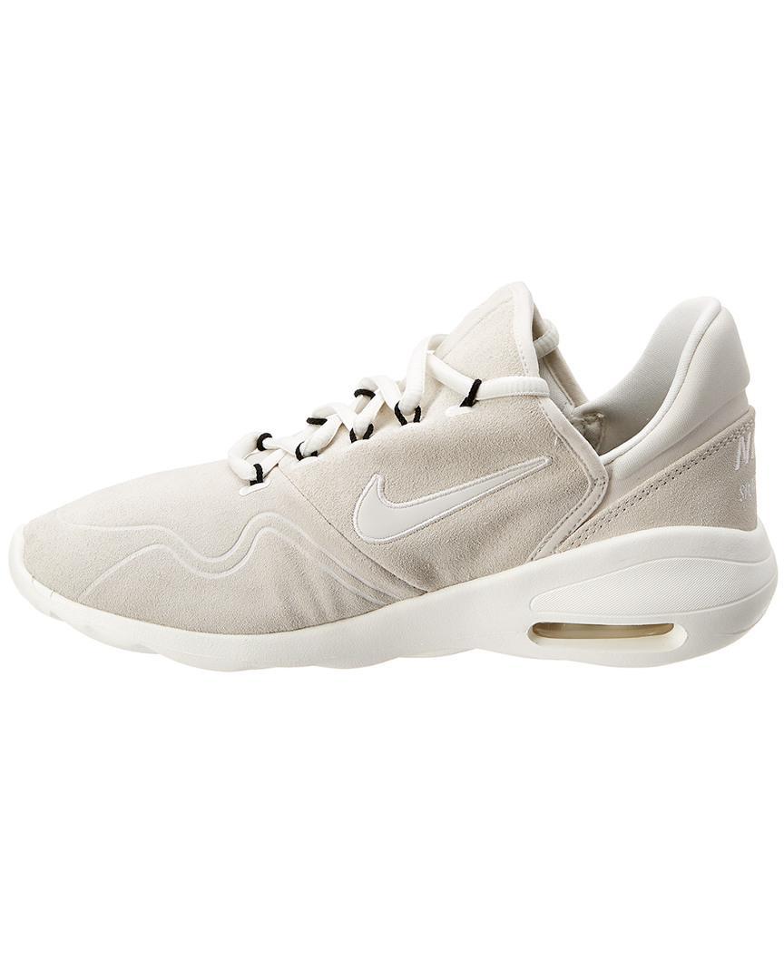 d9ef6f11b0dc1e Lyst - Nike Air Max Lila Premium Suede Shoe in Gray