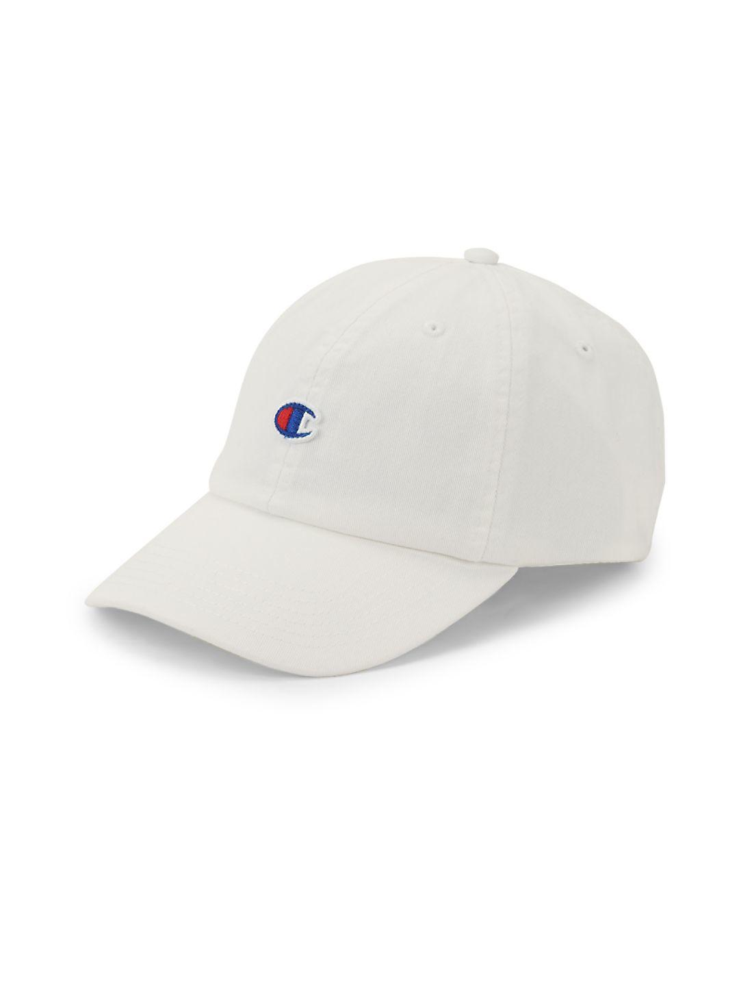 42f9c323482 Lyst - Champion Our Father Dad Cotton Baseball Cap in White for Men