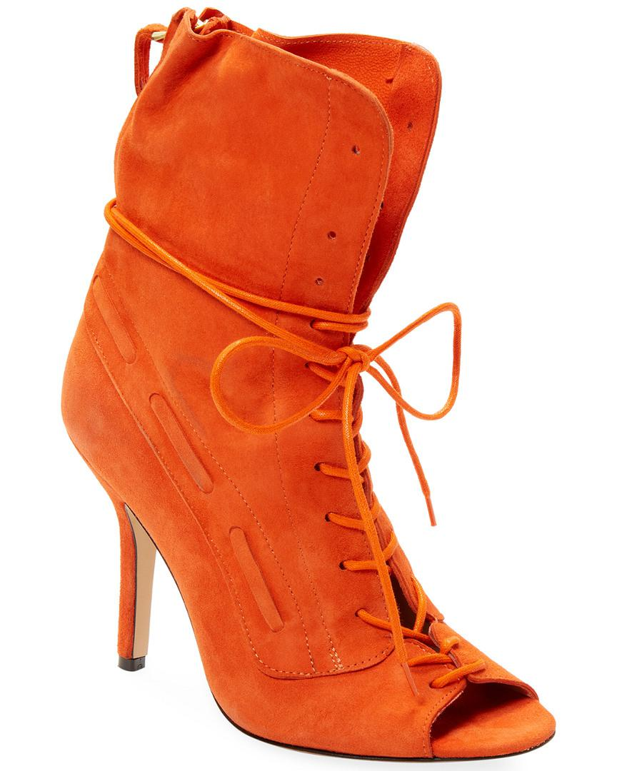 7a47bc679b1 Orange 90 Jérôme Lace Suede Up Dreyfuss Cheyenne Lyst Boot In dwzTHIqw