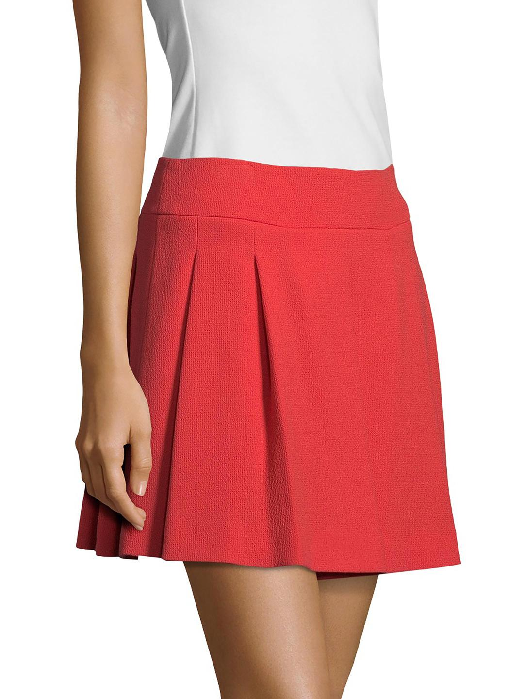 d276302549 Gallery. Previously sold at: Gilt · Women's Red Skirts ...