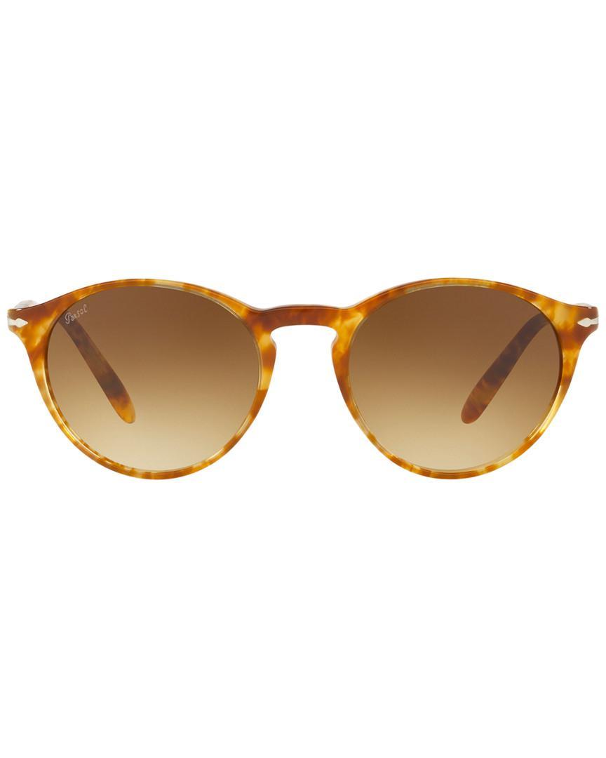 baa7b5c151 Lyst - Persol Women s Po 3092sm 50mm Sunglasses in Brown for Men