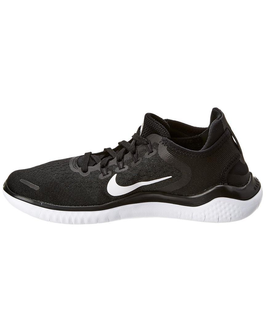 brand new 80065 6f944 Lyst - Nike Free Run 2018 Running Shoe in Black
