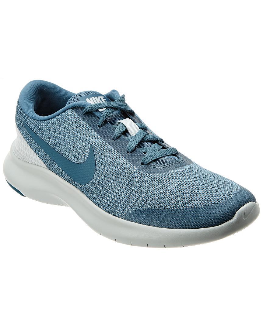 eea577057c34 Lyst - Nike Flex Experience Rn 7 Mesh Running Shoe in Blue