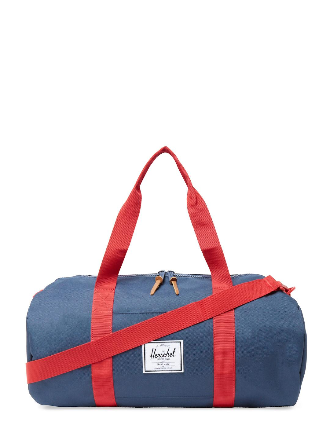 4ce7c0bd28e2 Lyst - Herschel Supply Co. Sutton Mid-volume Duffle Bag in Red for Men