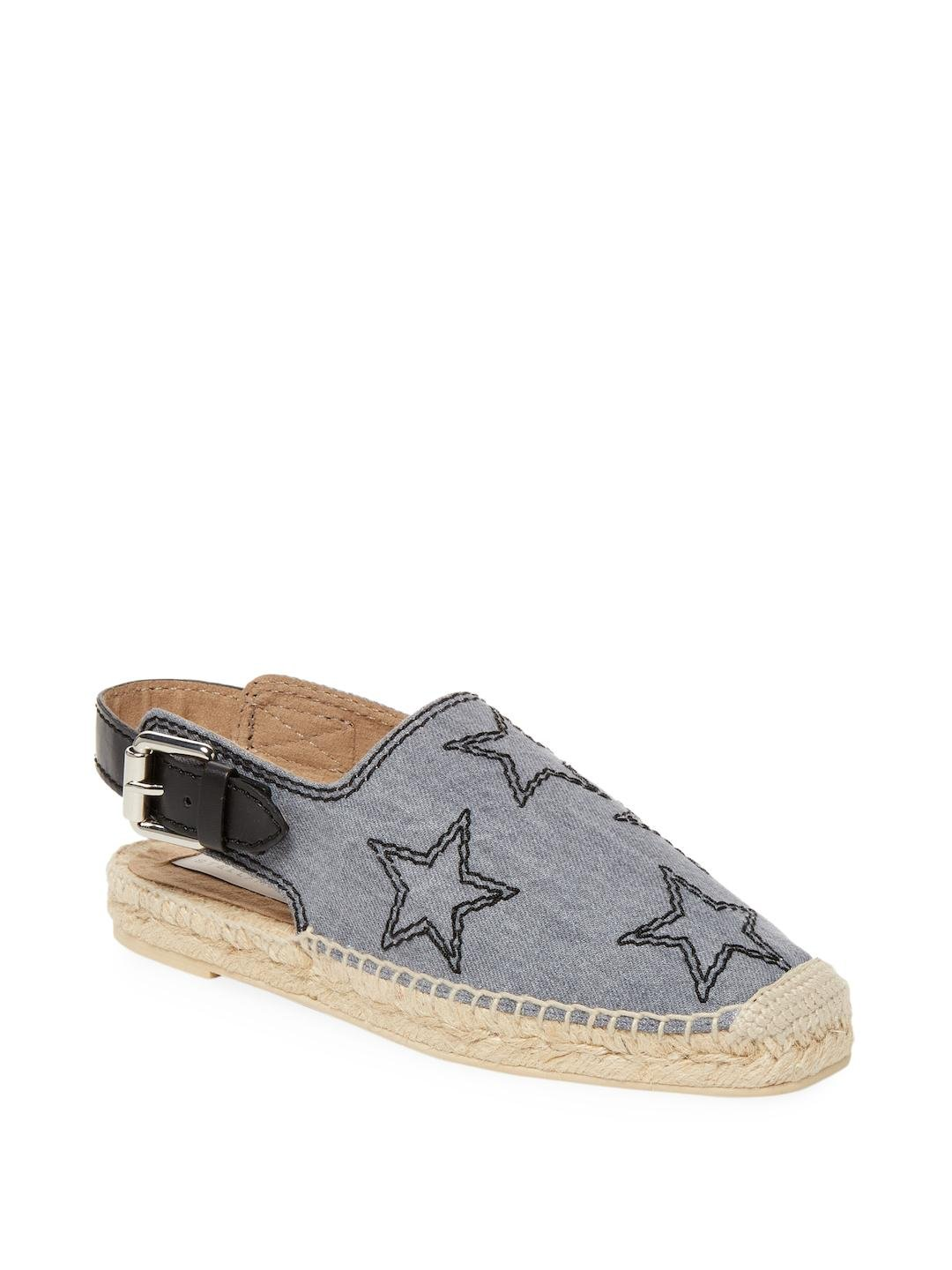 Sneaker Espadrilles in Multicolor Synthetic Fabric Stella McCartney Sale Choice Outlet For Sale UnMjH5Cb