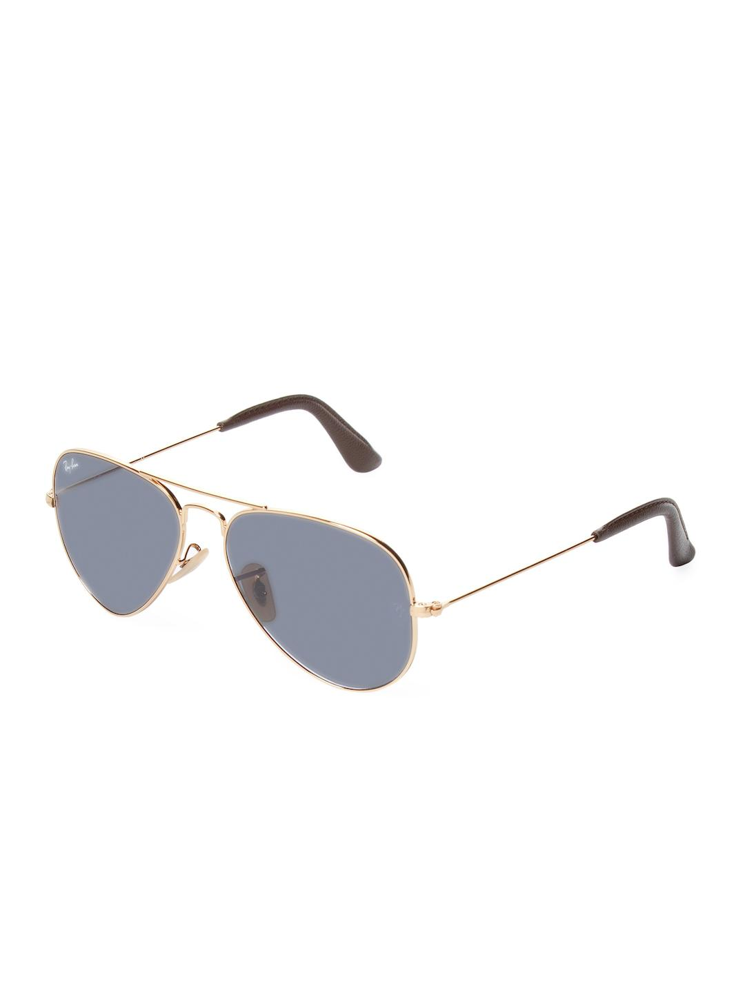 Ray-ban Classic Aviator Frame in Blue for Men   Lyst